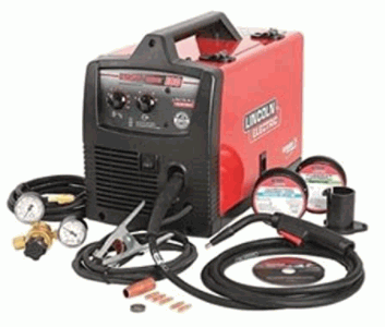 Lincoln-K2698-1 Easy MIG 180 Wire Feed Welder